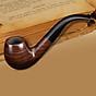 Tẩu thuốc gỗ mun ZB-838YD thumbnail