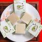 Xà phòng handmade Adeva Naturals - Xà bông Trái nhàu Noni (3 bánh - 100 gr 1 bánh) 1