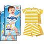 Bộ 2 tã quần cao cấp bé trai Moony L44 - [Tặng bộ quần áo Nous 18-24m] thumbnail