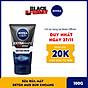Sữa Rửa Mặt NIVEA MEN Detox Mud Bùn Khoáng Giúp Sáng Da & Mờ Thâm Mụn (100G) - 81775 thumbnail