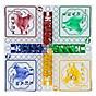 Combo 2 Bộ cờ cá ngựa bàn giấy thumbnail