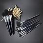 Bộ Cọ Trang Điểm cao cấp 15 cây Mydestiny starry sky 15 pcs Brushes Set Kit Professional 4