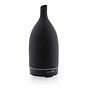 Máy khuếch tán tinh dầu gốm đen Lorganic FX2014 Phun sương sóng siêu âm Thích hợp xông phòng, thanh lọc không khí, khử mùi. 1