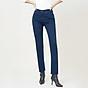 Quần Jean Nữ Ống Đứng Lưng Cao Aaa Jeans Có Nhiều Màu Size 26 - 32 thumbnail