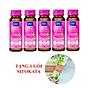 Collagen Nước DHC Collagen Beauty 7000 Plus (Tách Lẻ 5 chai x 50ml) (Tặng Kèm 1 Gói Bột Cần Tây Sitokata) thumbnail