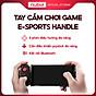 Tay Cầm Chơi Game Dành Cho Điện Thoại Nubia Red Magic E-Sports Handle - Hàng Chính Hãng thumbnail