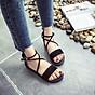 sandal bản ngang dây chéo thumbnail