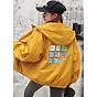 Áo khoác dù nữ túi hộp thumbnail