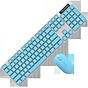Bộ bàn phím chuột không dây nhỏ gọn T2000 thumbnail