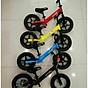 Xe thăng bằng Cao cấp cho bé từ 3-8 tuổi- màu cho bé trai thumbnail