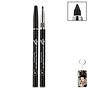 Chì mí kim tuyến Mira Glitter Auto Eyeliner Pen Hàn Quốc No.304 Pearl Black tặng kèm móc khoá thumbnail