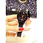 Đồng hồ nữ dây kim loại lưới khóa nam châm mặt tròn đen cá tính ĐHĐ14703 thumbnail