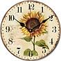 Đồng hồ treo tường Vintage Phong cách Châu Âu size 12cm DH56 thumbnail