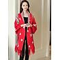 Áo khoác len in họa tiết ngôi sao GOTI1474330 thumbnail