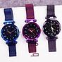 Đồng hồ thời trang nữ dây kim loại Knc1 mặt kính sang trọng. khóa nam châm - không kèm vòng tay thumbnail