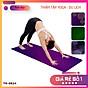Thảm Yoga Giá Rẻ Chất Liệu Vải Nỉ Thấm Hút Tốt Kích Thước 80x180cm Độ Dày 4.5mm Có Nhiều Mẫu thumbnail