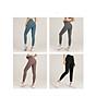 Quần tập Gym Yoga , quần chạy thể thao thể dục bó sát chất liệu siêu mịn, co giãn 4 chiều - JFKHUI3 3