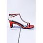 Giày Sandal Cao Gót 5p Quai Đá 3