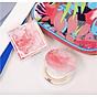 Phấn Nước Aprilskin Magic Essence Shower Cushion SPF50 PA++++ 13g + Tặng kèm 1 băng đô tai mèo xinh xắn ( màu ngẫu nhiên) 5