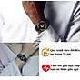 đồng hồ thông minh chống nước IP68 V2 7
