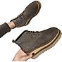 Giày boot nữ đính hạt đế cao Mã GC0303 thumbnail