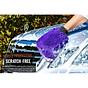 Bộ 2 găng tay lau rửa xe siêu mềm thấm hút tốt chuyên dụng cho ô tô xe máy (Màu ngẫu nhiên) 3