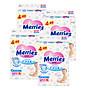 Combo 4 Bịch Bỉm - Tã dán Merries size M 68 nội địa thêm miếng (Cho bé 6 - 11kg) thumbnail