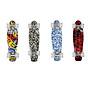 Ván Trượt Nhựa Skateboard Penny Bánh Xe Có Đèn Phát Sáng (Giao Màu Ngẫu Nhiên) thumbnail