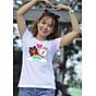 Áo thun nữ in hình dễ thương, áo phông nữ thoát nhiệt Nhật Bản GOKING thumbnail