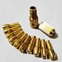 Bộ 10 đầu kẹp chế máy khoan mini cầm tay từ Motor Trục 2.3MM thumbnail