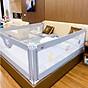 Thanh chắn giường Umoo, khung chắc chắn cho bé ngủ và chơi an toàn (Giá 1 thanh) thumbnail