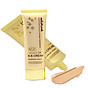 Kem BB Cream Anti Aging & Wrinle Care Mik vonk Hàn Quốc 60ml No.2 Gold Beige tặng kèm móc khoá 2