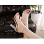 Giày Sandal Cao Gót - Trong Suốt 4