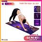 Thảm Yoga Chất Liệu Nỉ bali Cao cấp mặt sau có đế cao su chống trượt - TN-1131 thumbnail