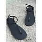 Giày sandal nữ ,thiết kế dây gài độc đáo 9600413 8