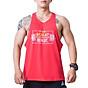 Áo Stringer Tập Gym Nam Fitme Cotton FAGMCT-DO (Đỏ) thumbnail