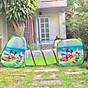 Lều Vải Trò Chơi Tự Bung Ba Khoan Cao Cấp Cho Trẻ Em thumbnail