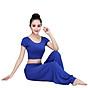 Bộ đồ tập thể thao Yoga Alibaba múa bụng KIP22 cực đẹp - Vải thun co dãn 4 chiều thumbnail