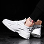 Giày thể thao sneaker nam nữ đế cao siêu nhẹ phong cách Hàn Quốc 4