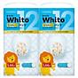 Bộ 2 Tã quần siêu cao cấp Nhật Bản Whito (L, 44 miếng) thumbnail