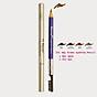 Chì vẽ mày sắc nét Aroma Eyebrow Pencil Hàn Quốc No.22 Black Brown tặng kèm móc khoá 5