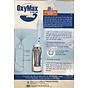 Dung dịch vệ sinh mũi, Xịt mũi OxyMax dành cho trẻ em 5