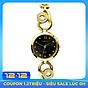 Đồng Hồ Nữ Halei Dáng Lắc Mặt Tròn (Tặng pin Nhật sẵn trong đồng hồ + Móc Khóa gỗ Đồng hồ 888 y hình + Hộp Chính Hãng) thumbnail