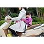 Đai giữ cho bé ngồi xe máy có đỡ cổ 2 trong 1 Cho Bé 1-5 tuổi thumbnail