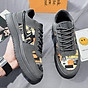 Giày nam, giày thể thao sneaker nam họa tiết độc đáo phong cách trẻ trung, hiện đại AVI - 400 thumbnail