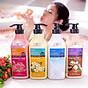 Sữa tắm Dabo Chùm ngây phục hồi làn da, giảm thâm nám Hàn Quốc 750ml + Móc khoá 5