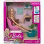 Đồ chơi búp bê Thư giãn ở spa cùng Barbie BARBIE GHN07 thumbnail