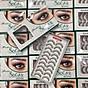 Lông mi giả Eyelashes Fashion (Dày mi 03) 8