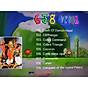 Máy Chơi Game 4K Điện Tử 4 Nút 638 Trò - Phiên Bản 2 Tay Cầm Chơi Game - Cắm Cổng HDMI - Kết Nối Không Dây (tặng chai dầu tràm hoa nén) Máy được giao theo màu ngẫu nhiên 8
