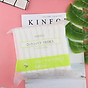 Một túi bông tẩy trang 180 miếng 3 lớp Miniso only the purest 6